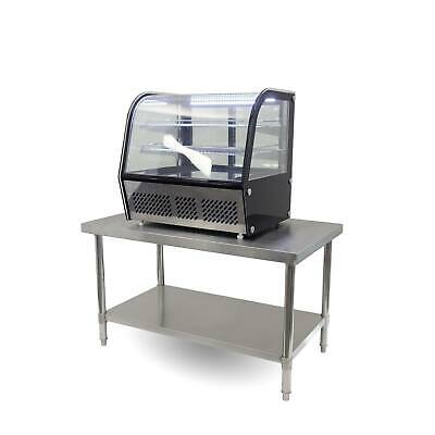 Bonvue 120L Chilled Counter Top 3 Shelf Food Display