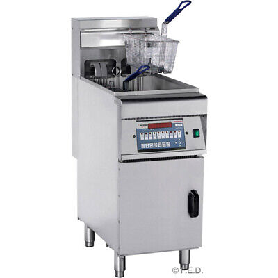 ElectMax Computerised 28L Electric Fryer With Cold Zone