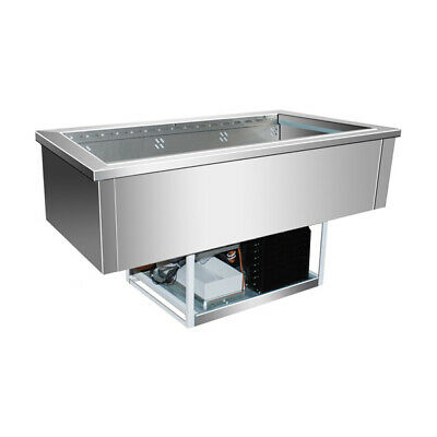 Thermaster Refrigerated Buffet Servery Insert 3 x 1/1 Gastronom Pans