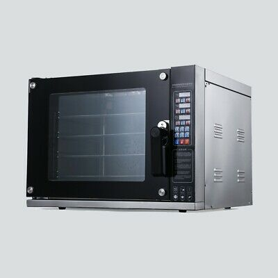 ConvectMax Electric Convection Combi Oven 4 Trays Convection Ovens