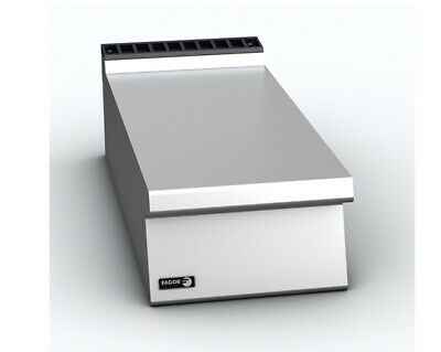 Fagor 900 Series Work Top with Stainless Steel Finishing 425mm Wide