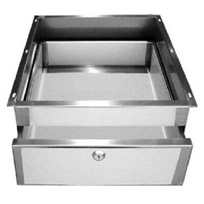 Stainless Steel Drawer - F.E.D|