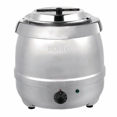 Apuro Stainless Steel Soup Kettle Soup Kettles