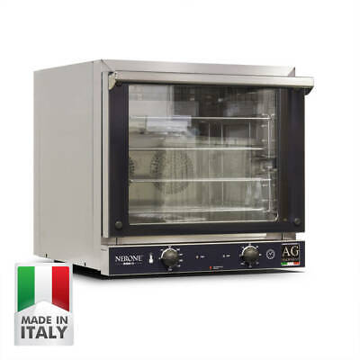 AG Electric Convection Oven - Bakery Trays AG Equipment|