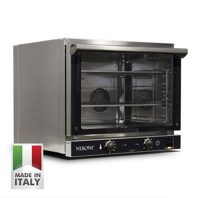 AG Electric Convection Oven - GN 1/1 Trays AG Equipment|