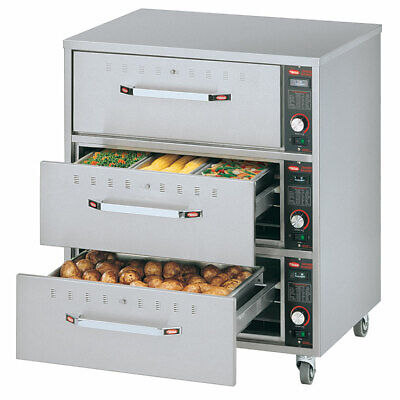Hatco Free Standing Drawer Warmer HDW-3