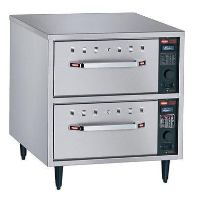 Hatco Free Standing Narrow Drawer Warmer HDW-2N