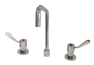 Acqua Deck Mount 180mm Swing Faucet AQD3180CB