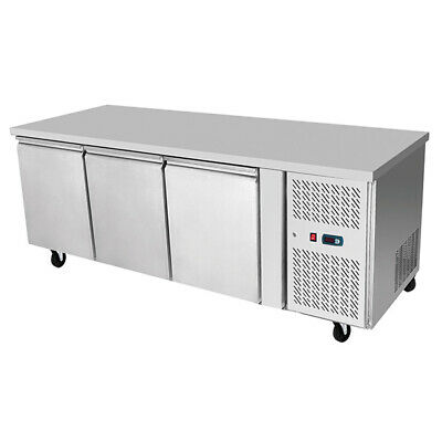 Atosa Three Door Cooling Table