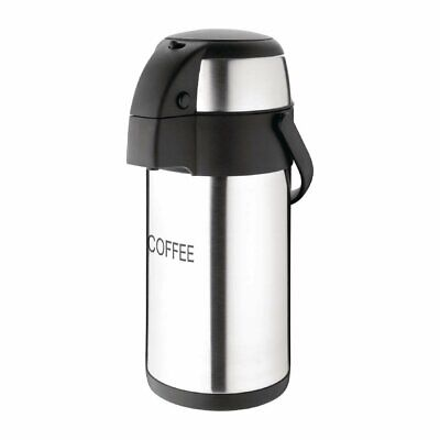Airpot St/St - 3Ltr 'COFFEE' Olympia|