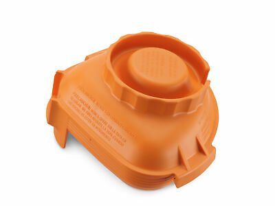 Vitamix one piece orange lid only