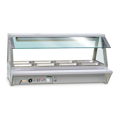 Roband Tray Race, suits 10 pan size foodbars, double row
