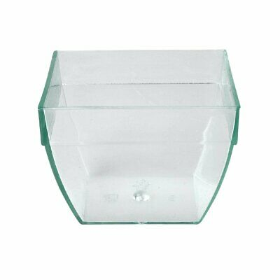 Square Dish Bulged - 57ml 55x55x40mm (Pack 25) Non Branded|