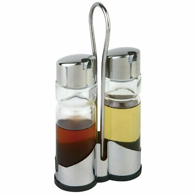 Oil & Vinegar Set & Stand APS|