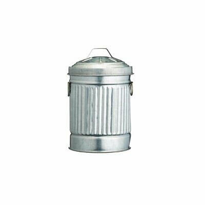 Galvanised Mini Serving Bin Non Branded|