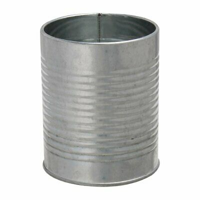 Olympia Tin Can Serving Cup Metal 90(dia)x110(h)