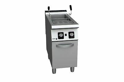 Fagor Pasta Cooker with Cast Iron Burners Water Tank 33L 900 Series NG