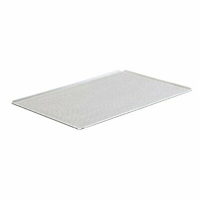 Schneider Perforated Aluminium Baking Tray - 400x600mm 3mm Holes