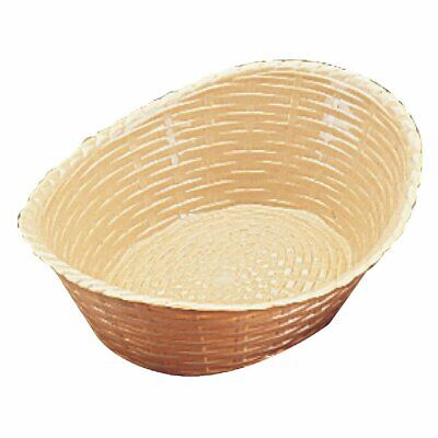 "Bar Meal Basket Natural - 215x160mm 8 1/2x6 1/4"" Kristallon