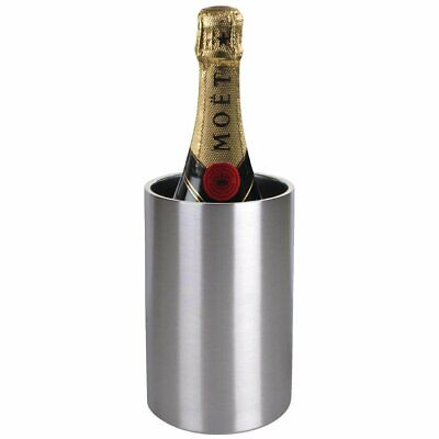 Double Wall Wine Cooler St/St - 20x12cm Olympia|