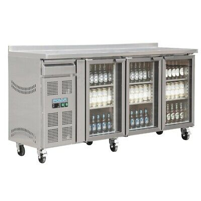 Polar Premium Bar Fridge 3 Door