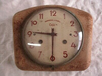 Pendulum Clock Odo Wall Antique