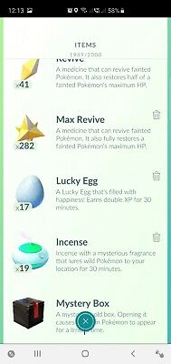 POKEMON GO LEVEL 40 Account - **RARE 100% IV Mew**, Also 98% IV