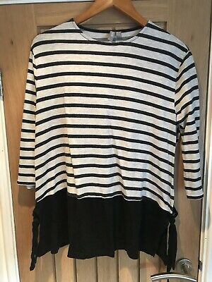 Asos Sample Cotton Jersey Pyjama Tops Size Small x2