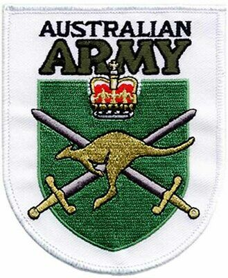 Australian Army Crest Australia Embroidered Patch