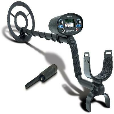 Bounty Hunter Tracker IV Metal Detector with Bonus PinPointer Analog Meter A NEW