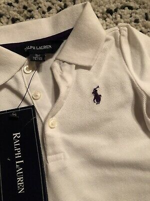 Ralph Lauren Polo Top Size 9 Months