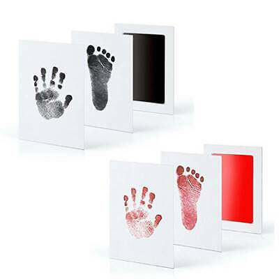 Baby Paw Print Pad Foot Photo Frame Footprint Touch Ink Pad Baby Souvenir Gift