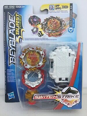 Hasbro Beyblade Burst Turbo SwitchStrike Starter Pack Amaterios A3 Attack Type