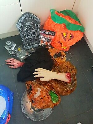 Large Job Lot Halloween Party Prop Table Decorations Toys 20
