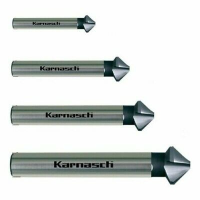 Karnasch Hss-Xe Countersink 90°,Sinker,Cbn ,Rapid Cut,Ø 6,3 - 31,0 mm,DIN355