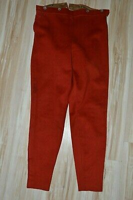 Pantalon Garance Modele A Pont-Old Trousers French Or German-Alte Hose 1830/1840