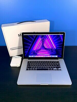 "Apple MacBook Pro Pre-Retina 15"" / INTEL CORE / 1TB / 3 Year Warranty / OSX-2015"