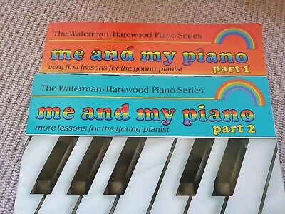 Me and My Piano: Pt. 1&2 by Fanny Waterman, Marion Harewood (Paperback, 1988)