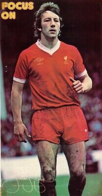 Jimmy Case (Liverpool) signed picture