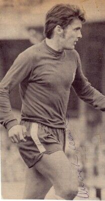 Charlie Cooke (Chelsea) signed picture