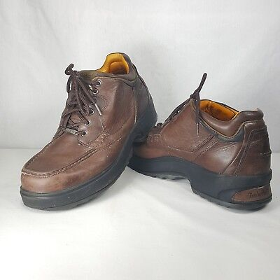 6c44e22ccc5 TIMBERLAND CHUKKA HIKING Gore-Tex Leather Boots 12 M 45086 Brown Yellow  Interior