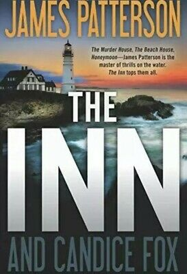 The Inn by James Patterson, Candice Fox - Hardcover - NEW