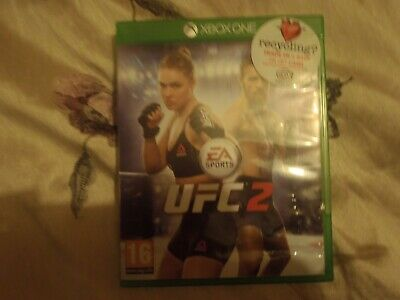 UFC 2 - UK Xbox One game. Used. Tested. See details. Fast dispatch!!