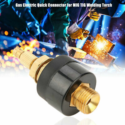 Replacement Gas electric Connector Accessory Tool MIG TIG Welder Torch