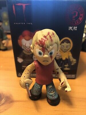 Bloody Henry Bowers 1/72 Funko IT Chapter 2 Mystery Minis Chase Pennywise