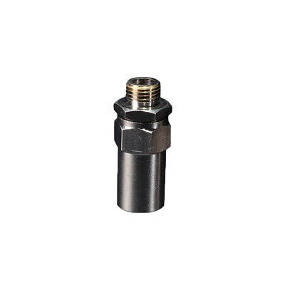 """5 Pcs 1/4"""" NPT Air Muffler With Nickle Plated"""