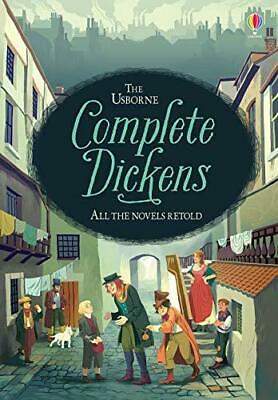 Complete Dickens by Anna Milbourne