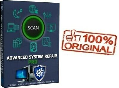 Advanced System Repair Pro 1.8.9.1 (2019)  Fast Dilevery LifeTime