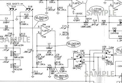 FENDER CHAMP 25-SE Guitar Amplifier Schematic Diagram and Parts List pdf