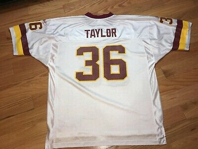 official photos 8968b 39662 NFL AUTH REEBOK Sean Taylor #21 Jersey Washington Redskins ...